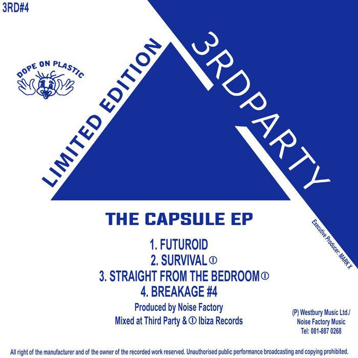 Noise Factory - The Capsule (2021)