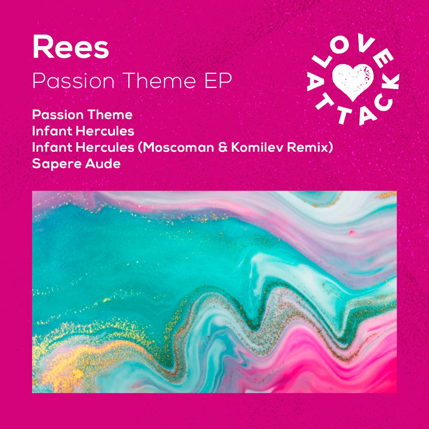 Rees - Passion Theme (2021)