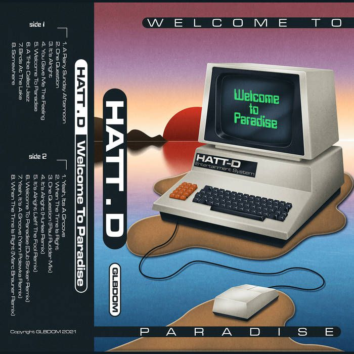Hatt.d - Welcome To Paradise (2021)