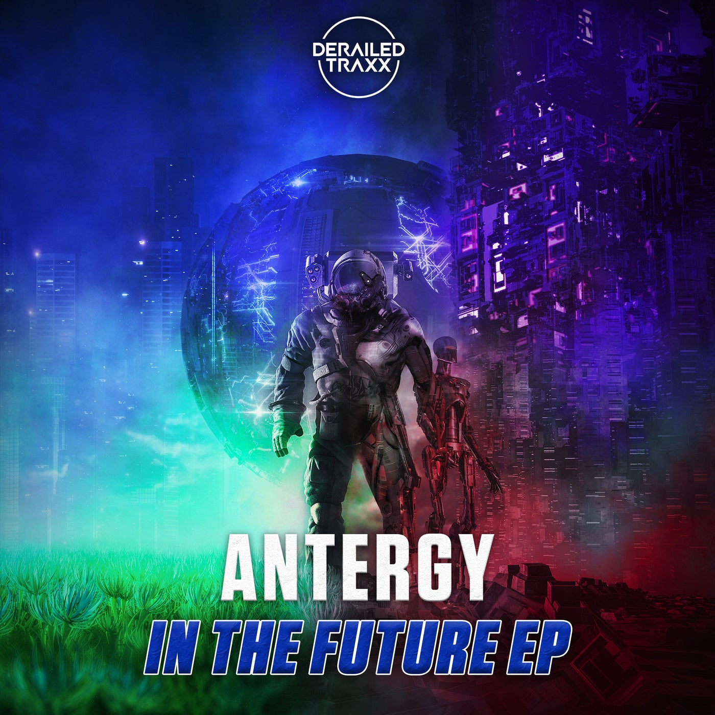 Antergy - In The Future (2021)