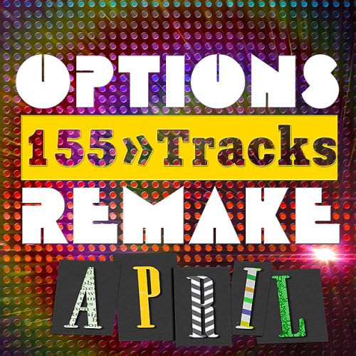 Various Performers - Options Remake 155 Tracks New April C 2021 (2021)