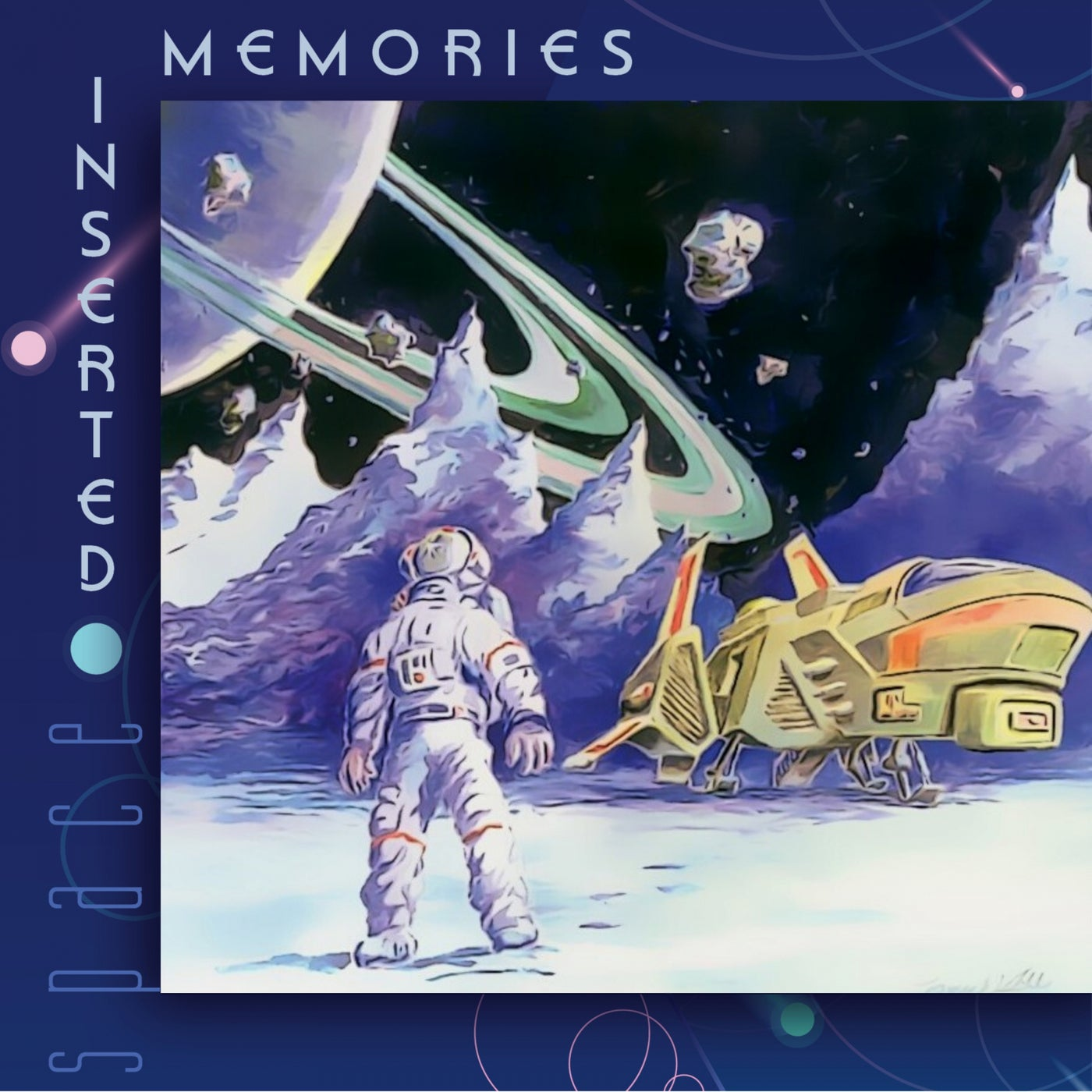 Inserted Memories - Space (2021)
