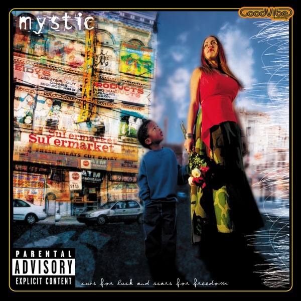 Mystic - Cuts For Luck And Scars For Freedom (2021)