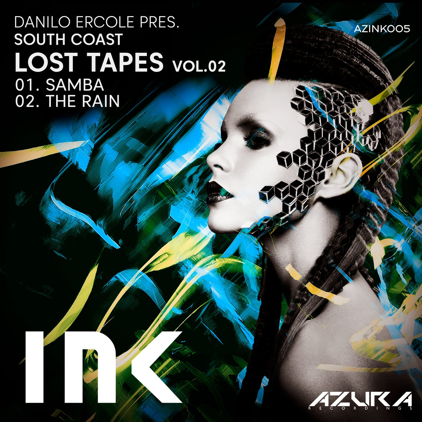 Danilo Ercole - Lost Tapes, Vol. 02 (2021)
