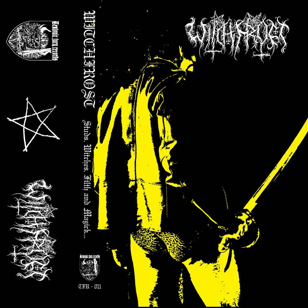 Witchfrost - Studs, Witches, Filth And Magick (2021)