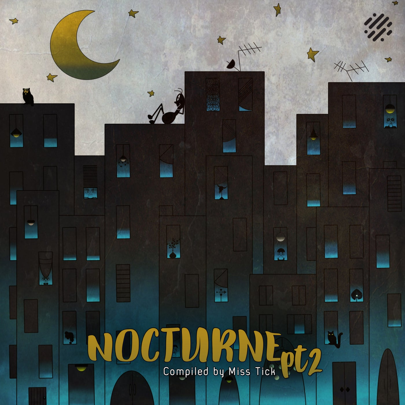 Various Performers - Nocturne, Pt. 02 (2021)