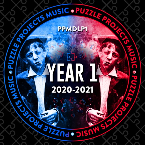 Various Performers - YEAR 1 - PuzzleProjectsMusic (2021)