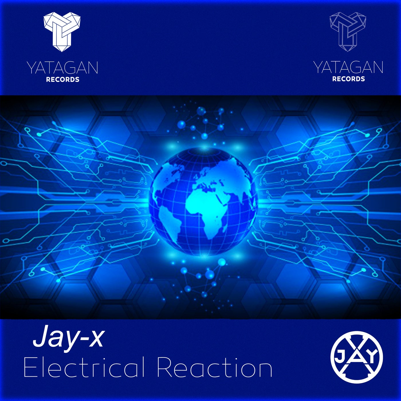 Jay-X - Electrical Reaction (2021)