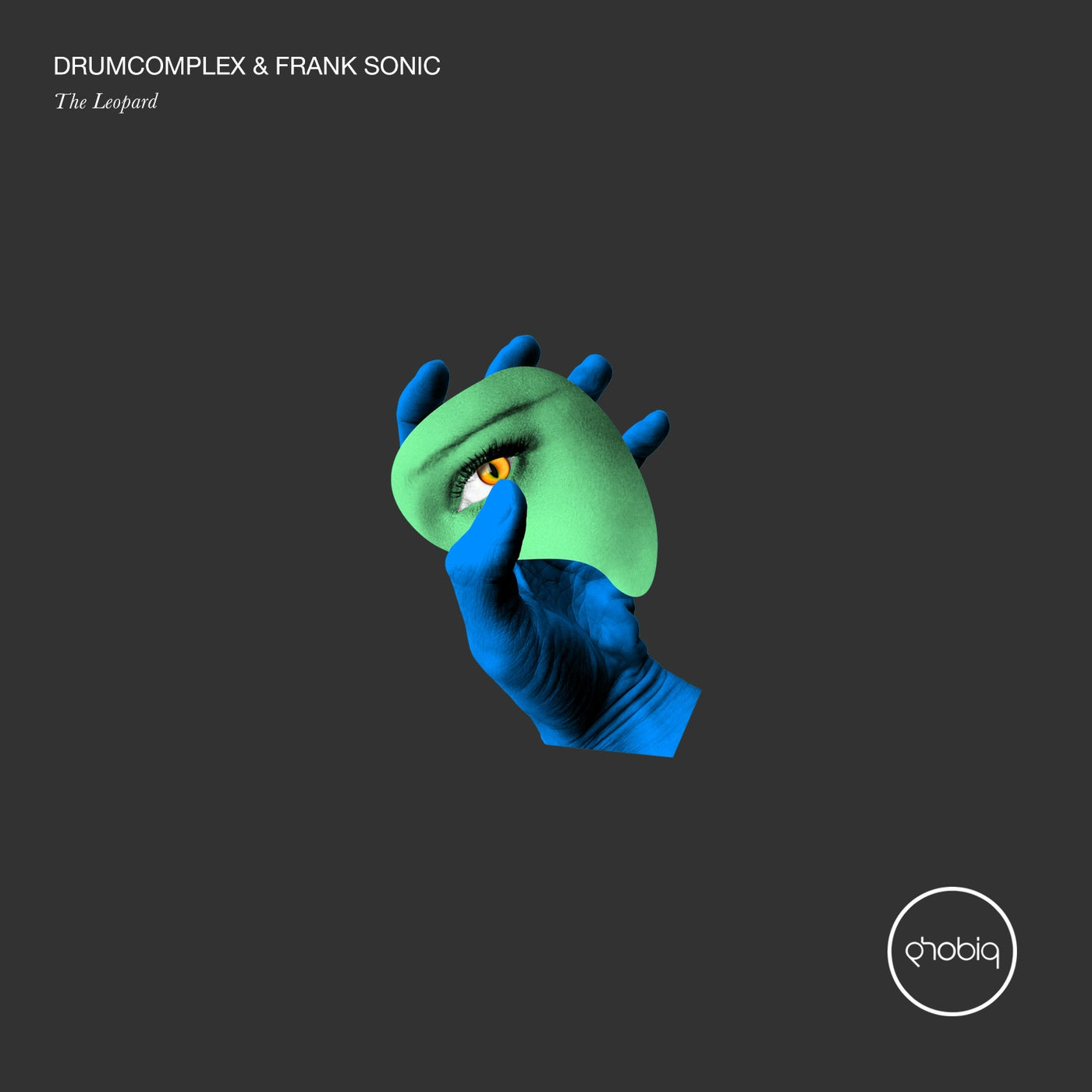 Drumcomplex, Frank Sonic - The Leopard (2021)