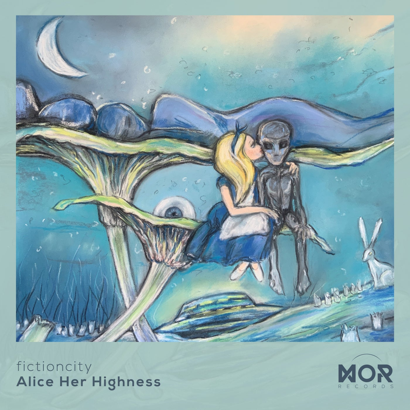 Fictioncity - Alice Her Highness (2021)
