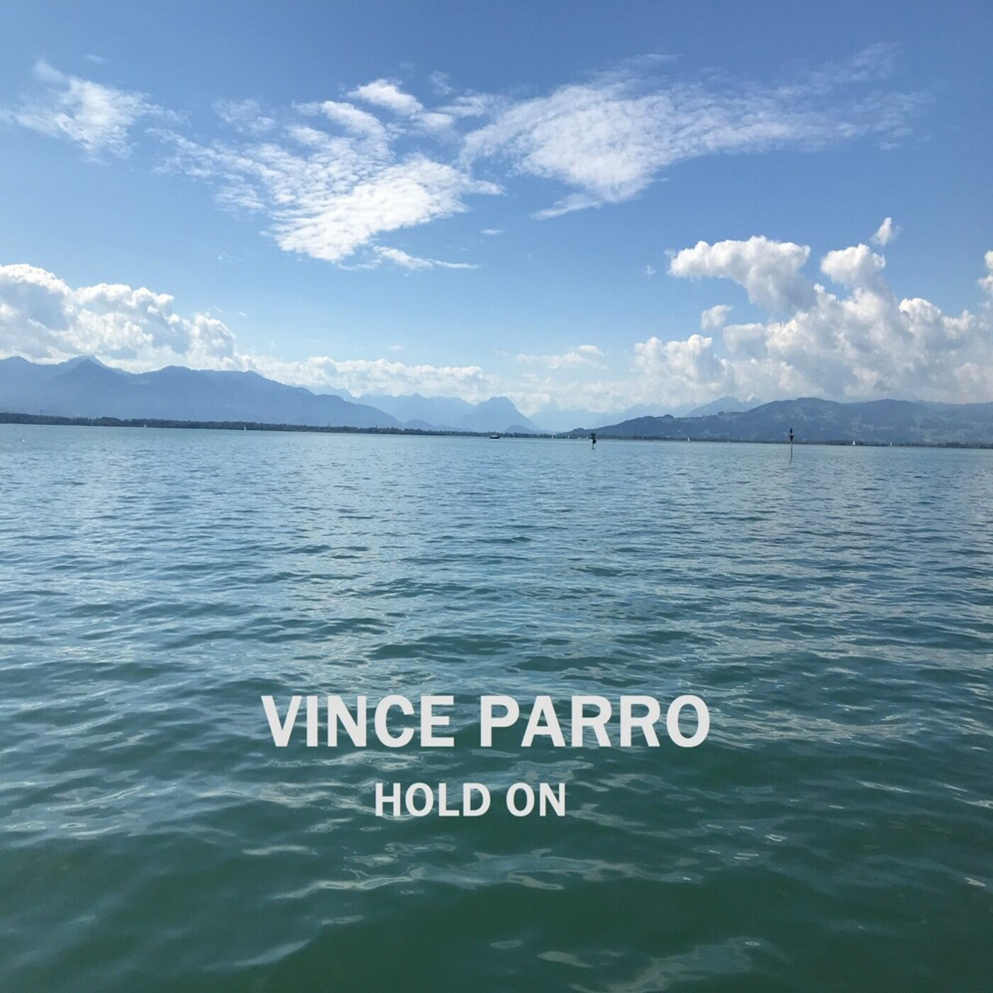 Vince Parro - Hold On (2021)