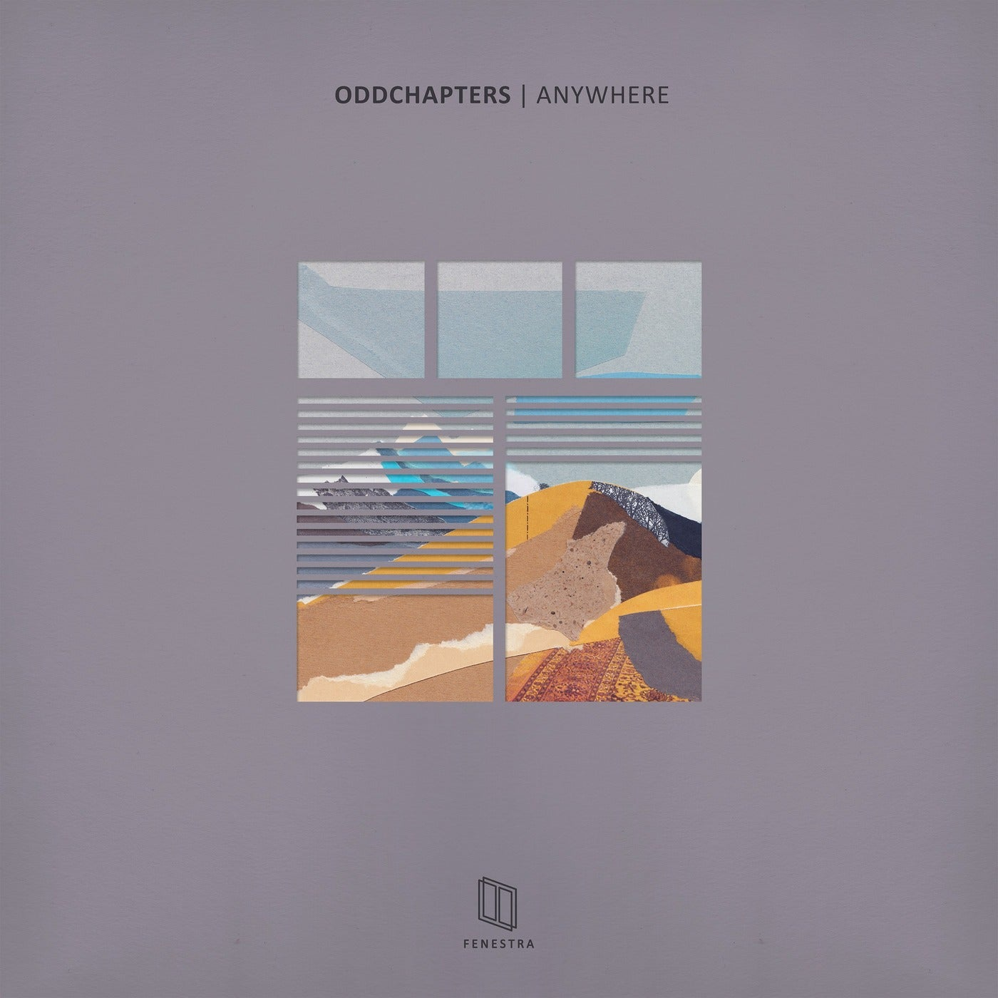 Oddchapters - Anywhere (2021)
