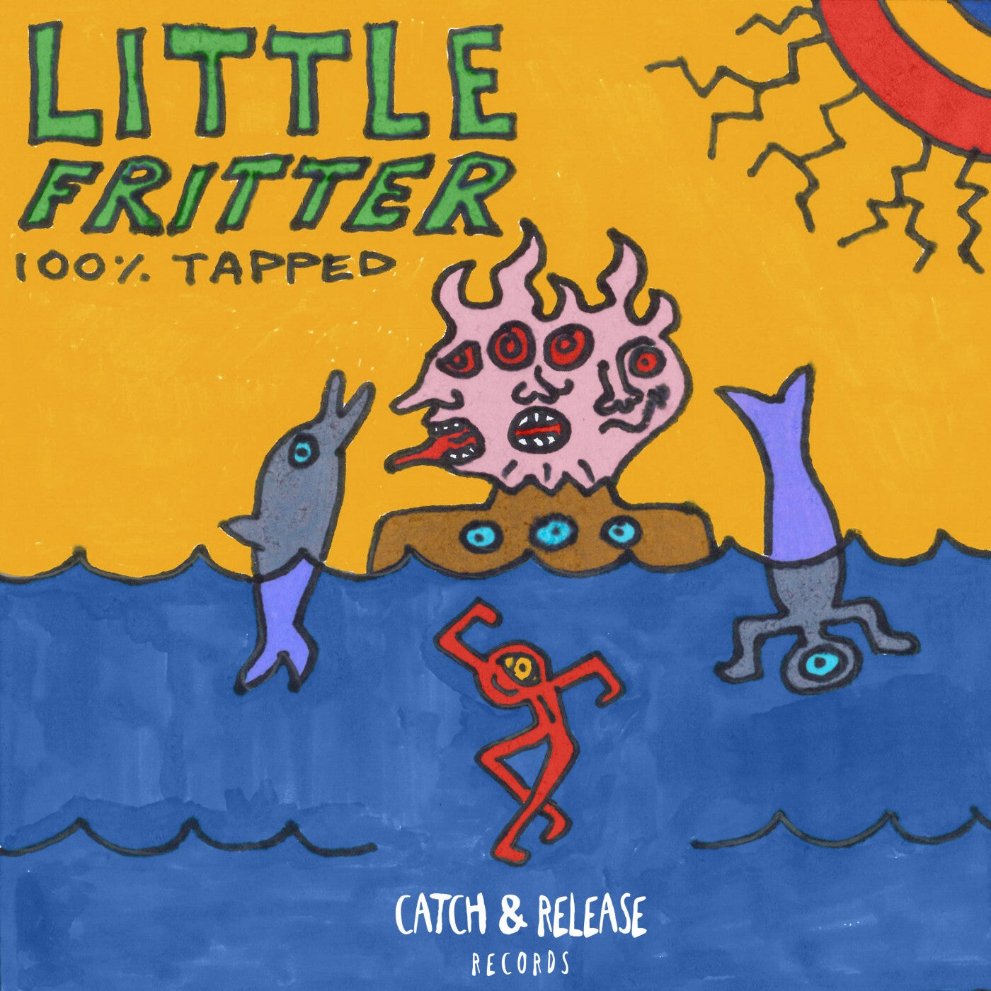 Little Fritter - 100% Tapped (2021)
