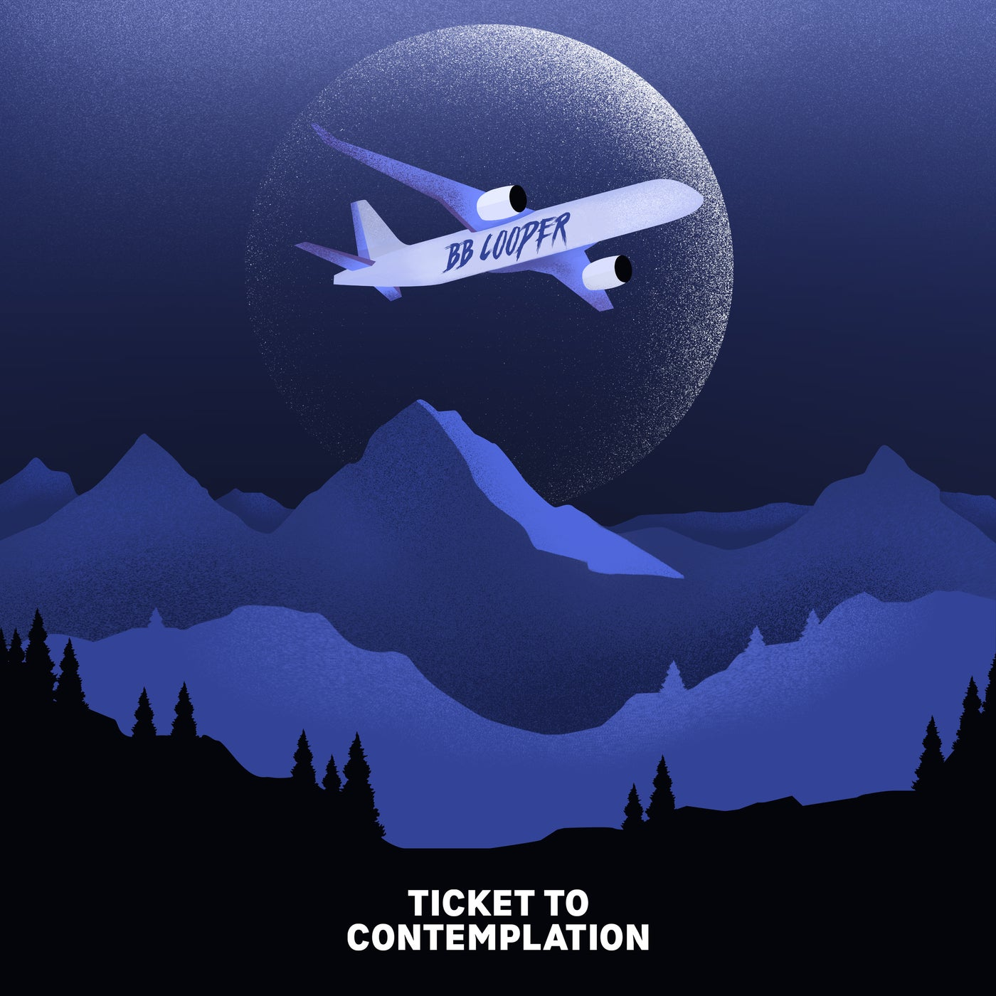 BB Cooper - Ticket to Contemplation (2021)