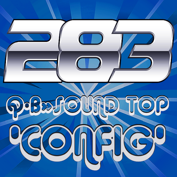 Various Performers - ConfiG Q-B! Sound Top 283 (2021)