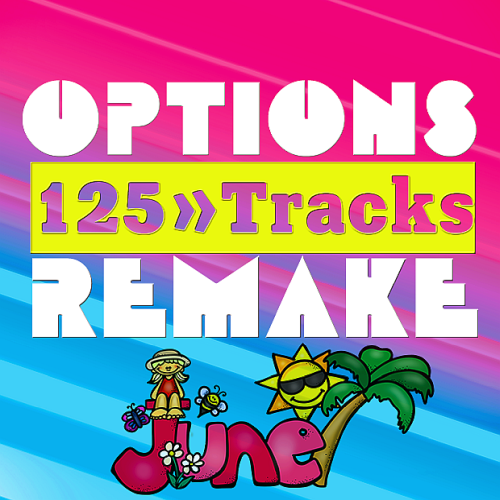 Various Performers - Options Remake 125 Tracks New June A (2021)