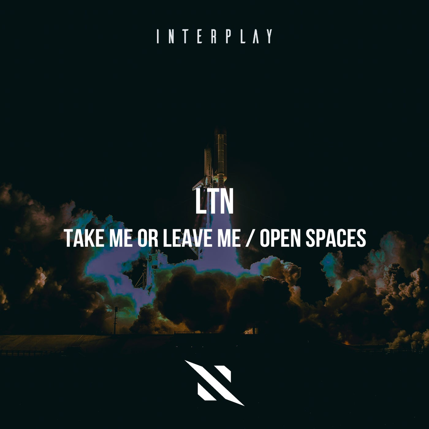 Ltn - Take Me Or Leave Me / Open Spaces (2021)