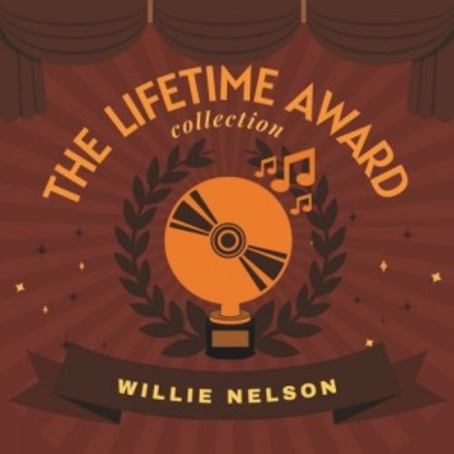Willie Nelson - The Lifetime Award Collection (2021)