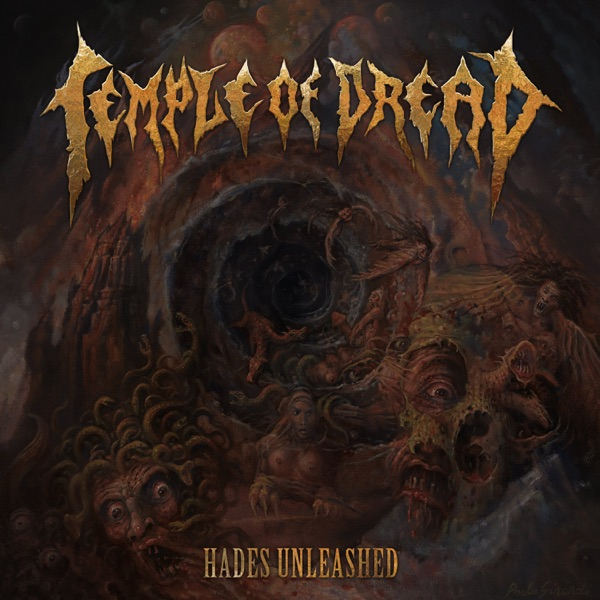 Temple of Dread - Hades Unleashed (2021)