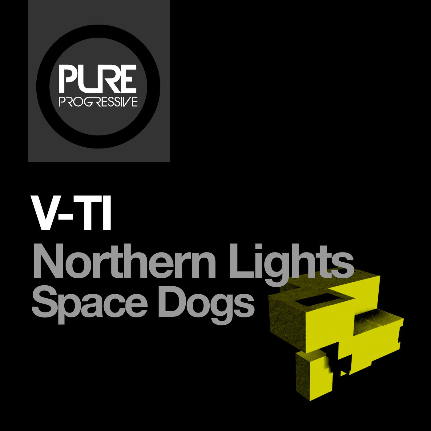 V-Ti - Northern Lights / Space Dogs (2021)