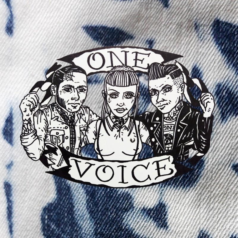 One Voice - Skinhead For A Day (2021)
