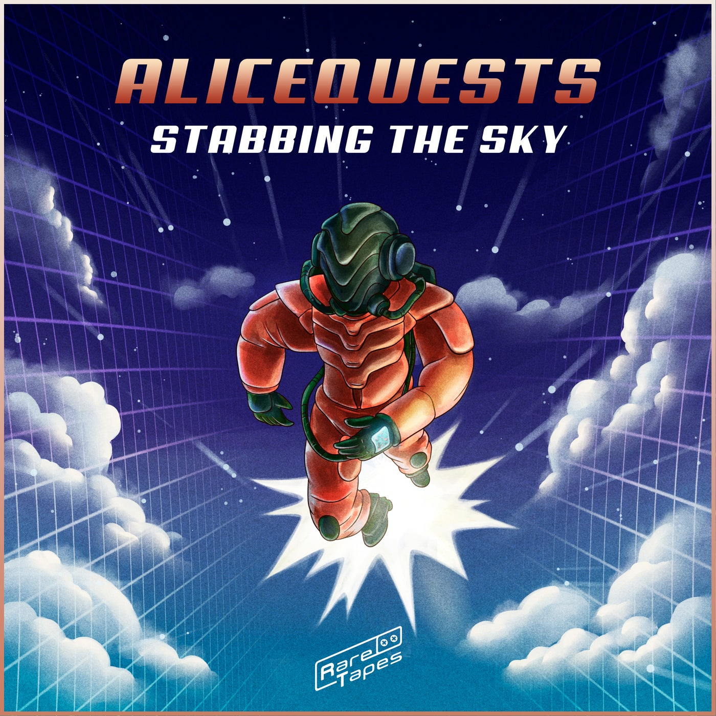 Alicequests - Stabbing the Sky (2021)