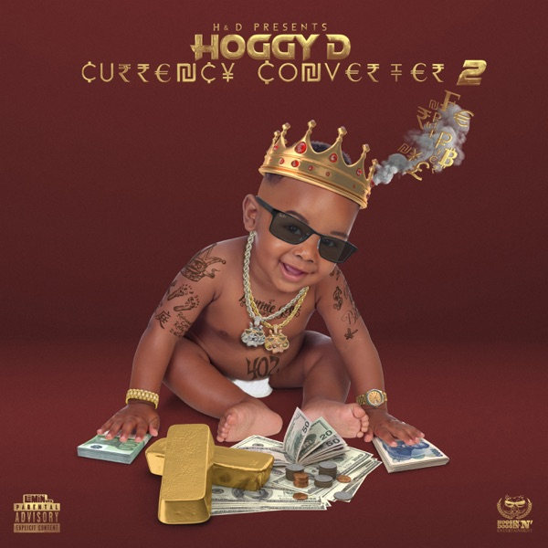 Hoggy D - Currency Converter 2 (2021)