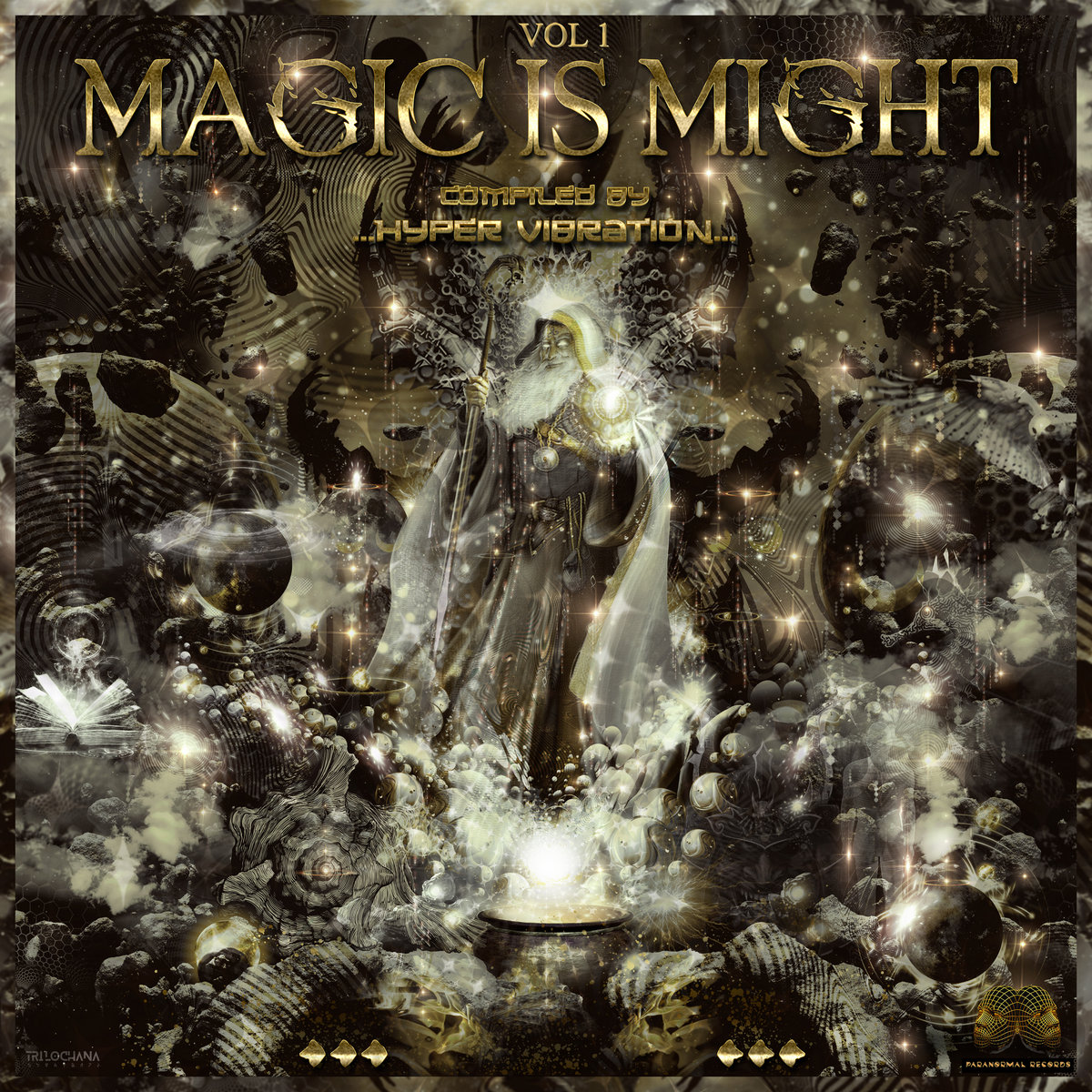 Various Performers - Magic is Might Vol. 1 (2021)