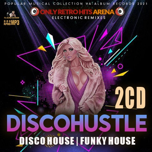 Varied Artist - Discohustle (2021)