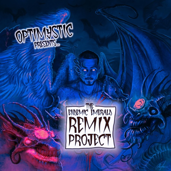 Optimystic - OptiMystic Presents The Endemic Emerald Remix Project (2021)