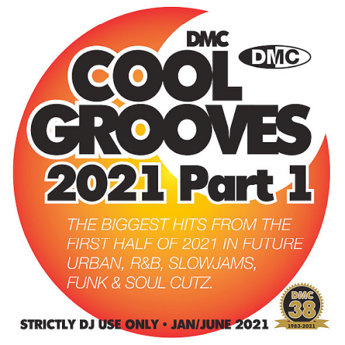 Various Performers - DMC Cool Grooves 2021 Part 1 (2021)