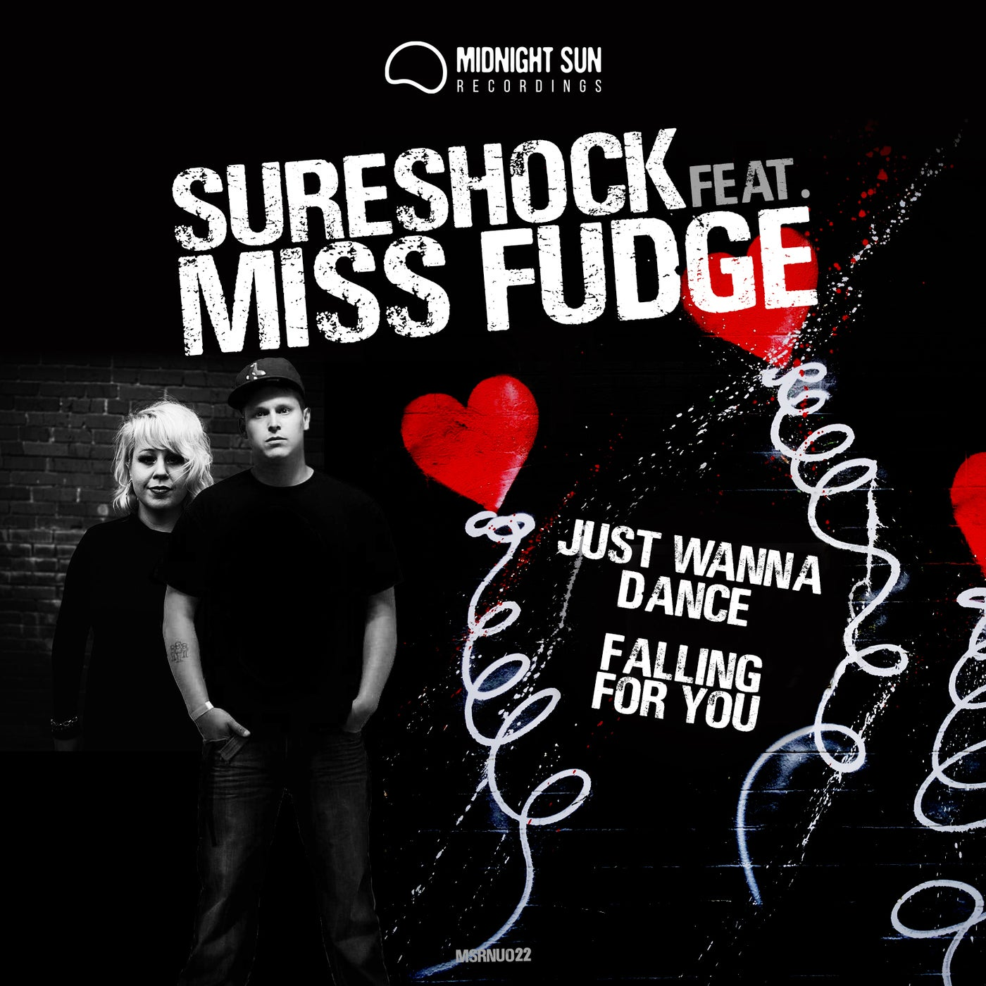 Sureshock - Just Wanna Dance / Falling For You (2021)