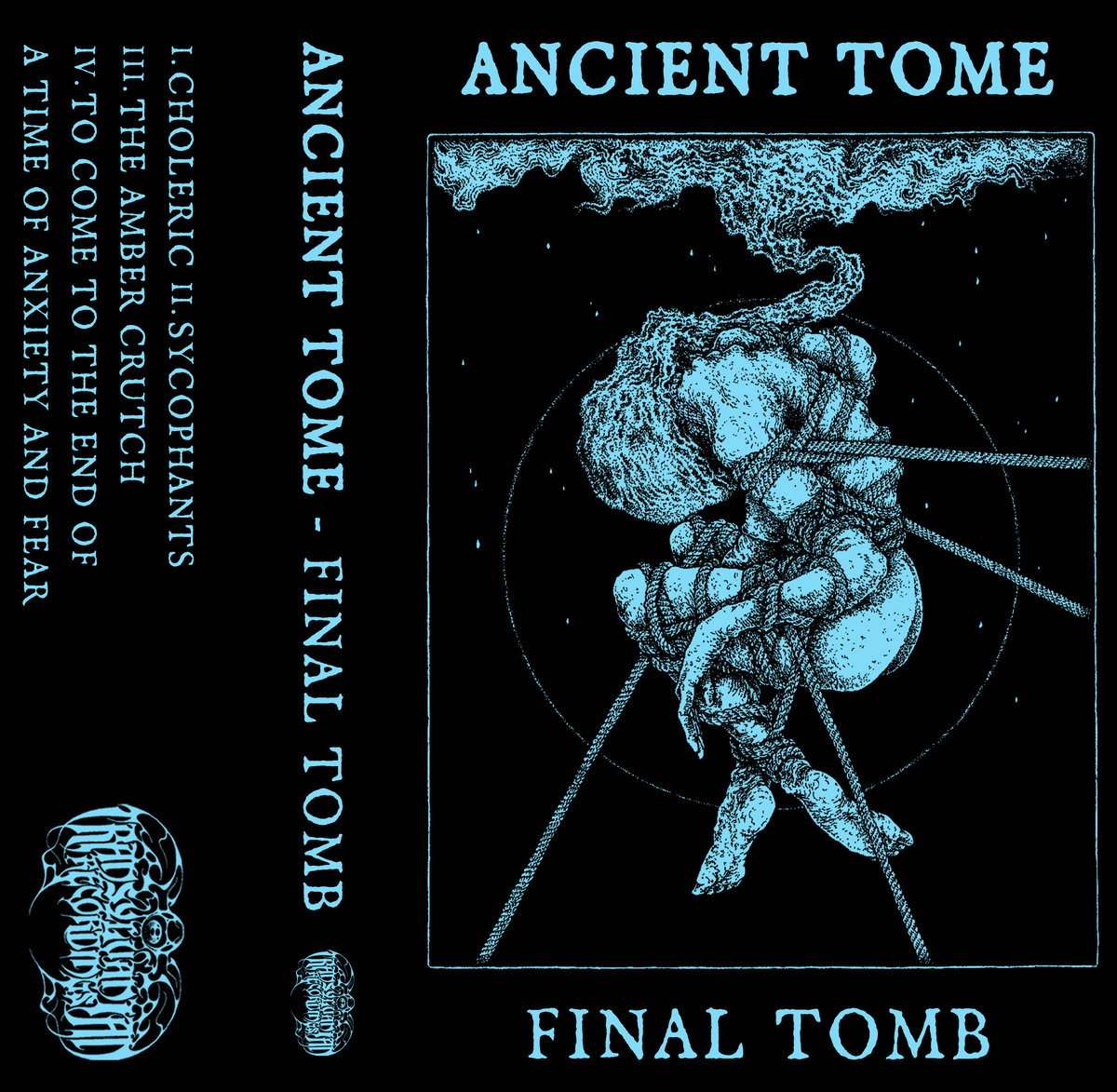Ancient Tome - Final Tomb (2021)