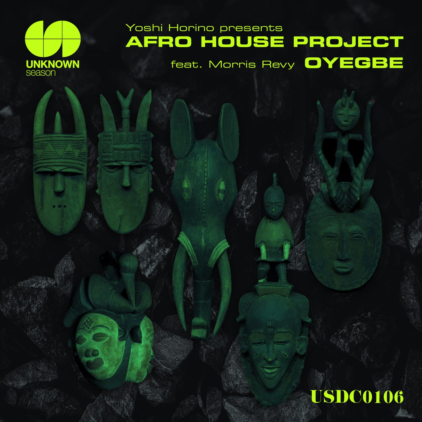 Various Performers - Yoshi Horino Presents Afro House Project - Oyegbe (2021)