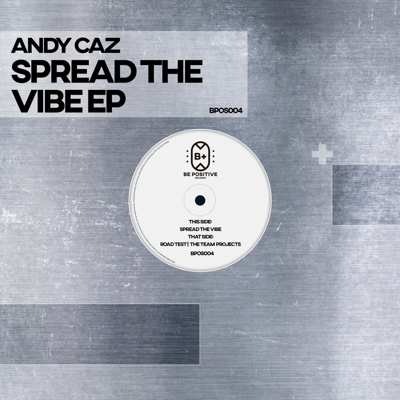 Andy Caz - Spread the Vibe (2021)