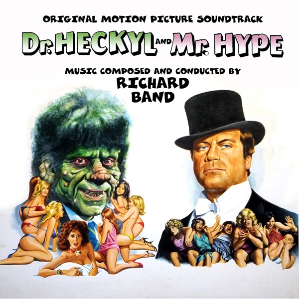 Richard Band - Dr. Heckyl and Mr. Hype (2021)