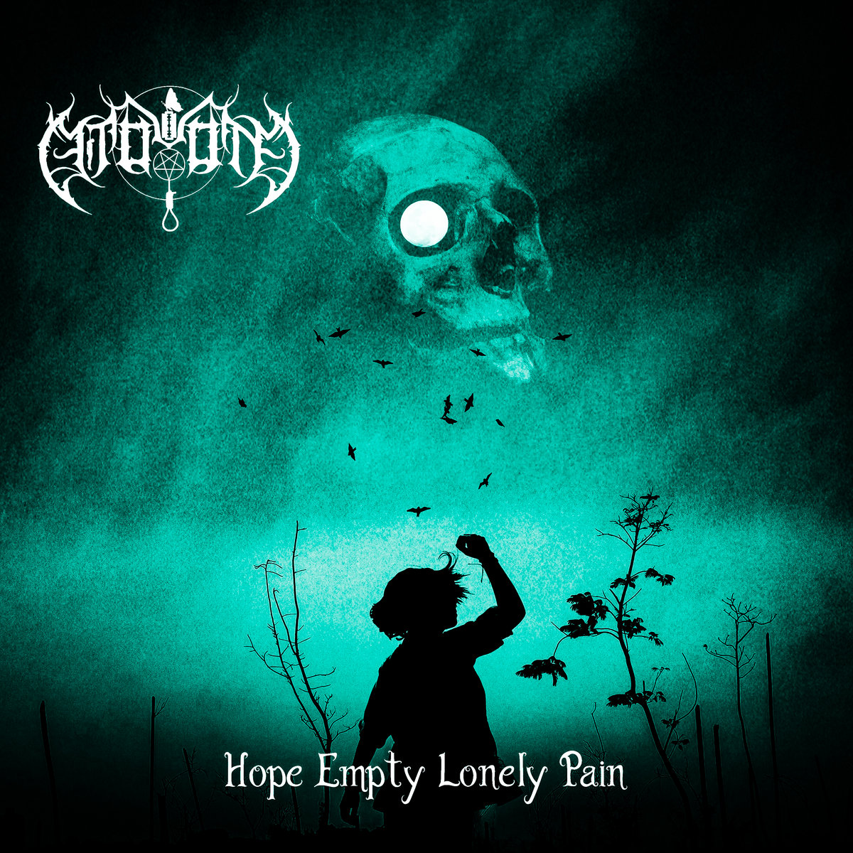 Moon - Hope Empty Lonely Pain (2021)