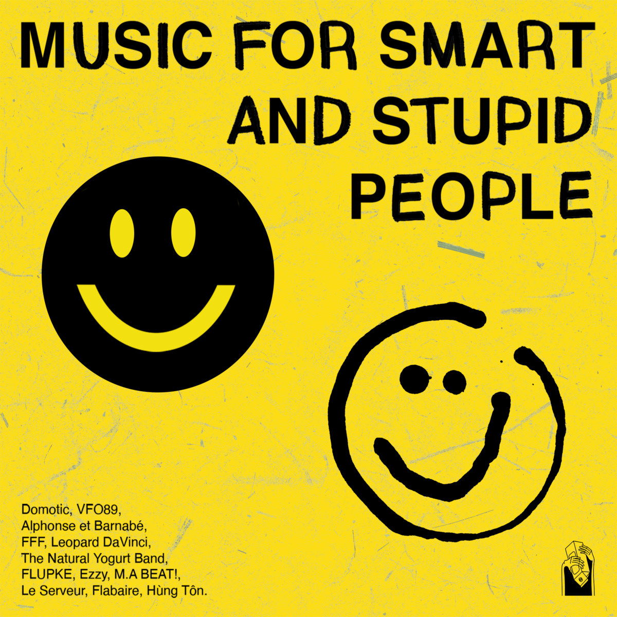 Various Performers - Music for Smart and Stupid People (2021)