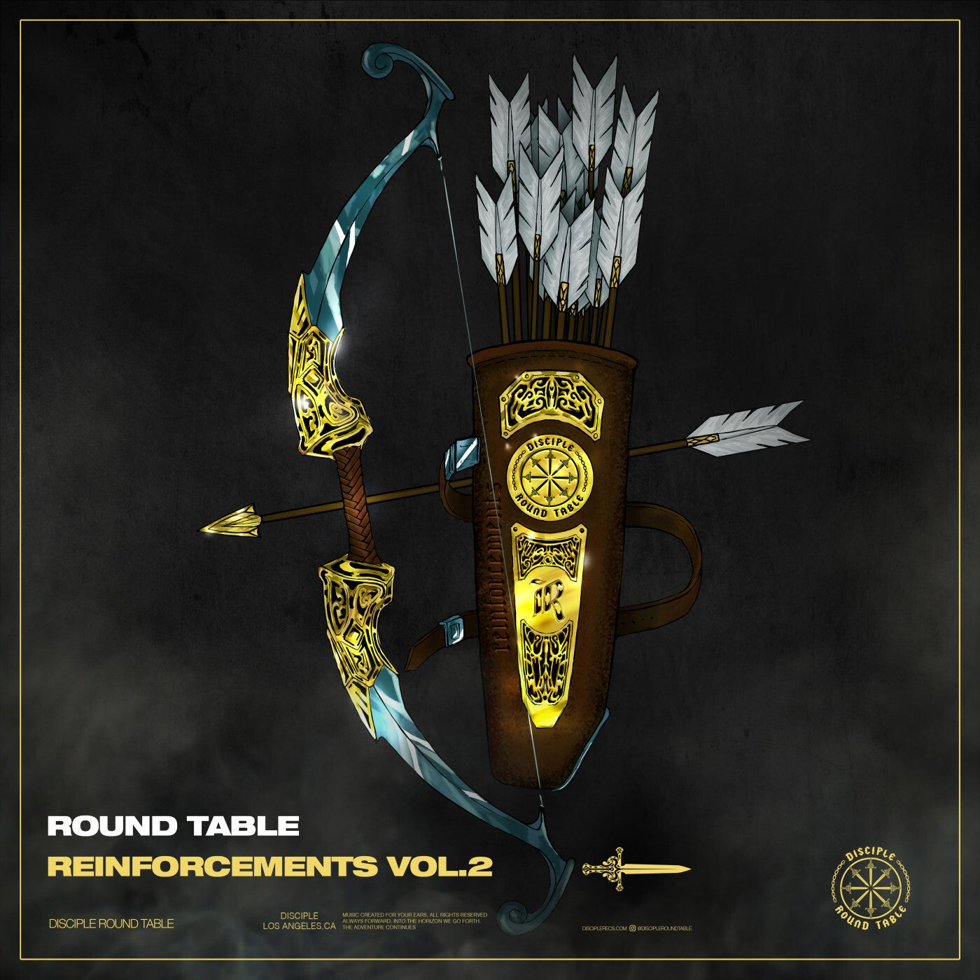 Various Performers - Round Table Reinforcements Vol. 2 (2021)