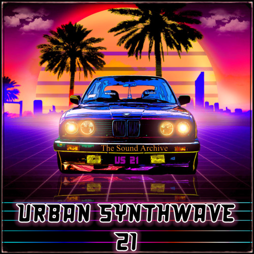 Various Artists - Urban Synthwave vol 21 (2021)