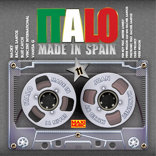 Various Performers - Italo Made In Spain 11 (2021)