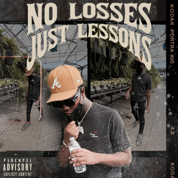 Boogie Woods - No Losses Just Lessons (2021)