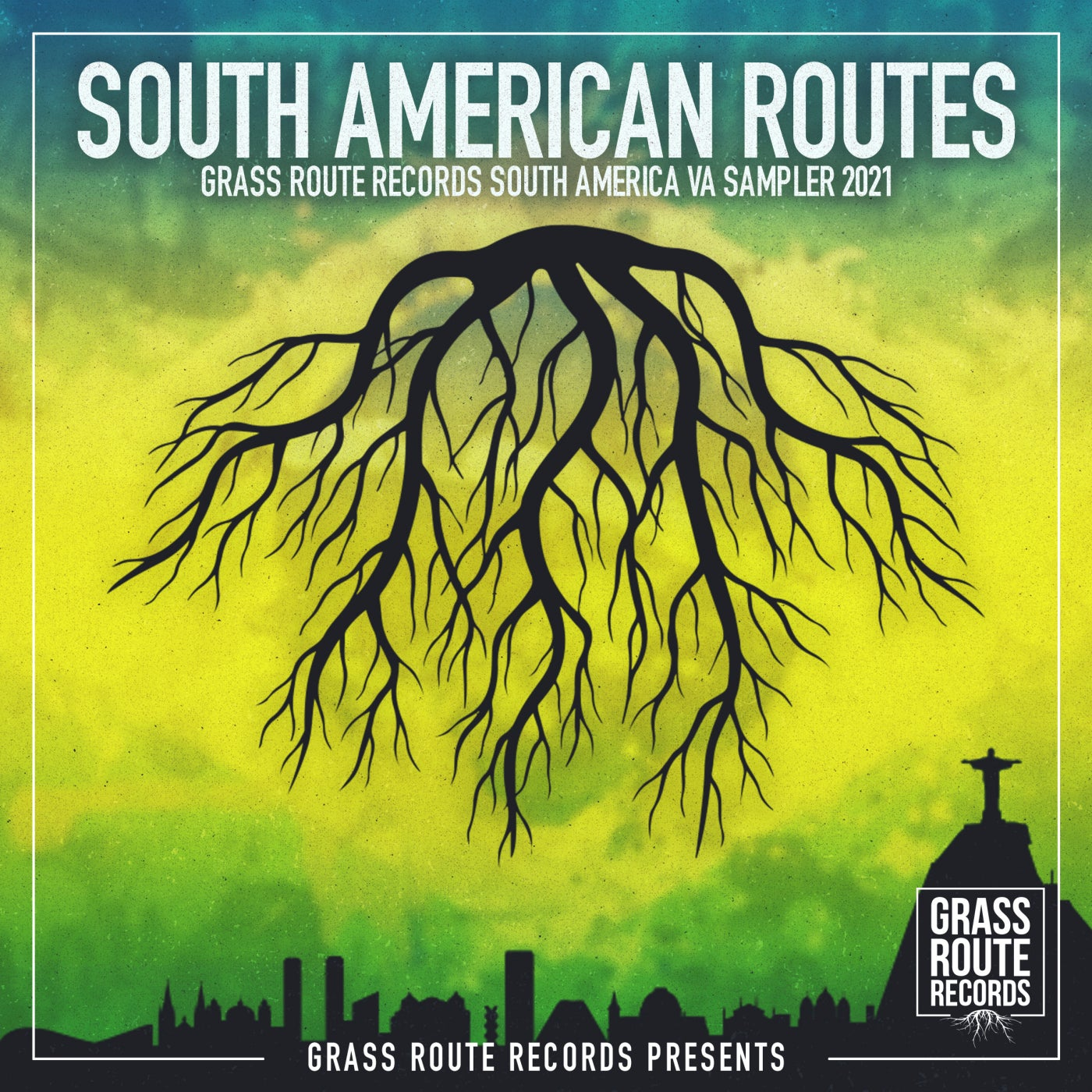 Various Performers - South America Routes (2021)