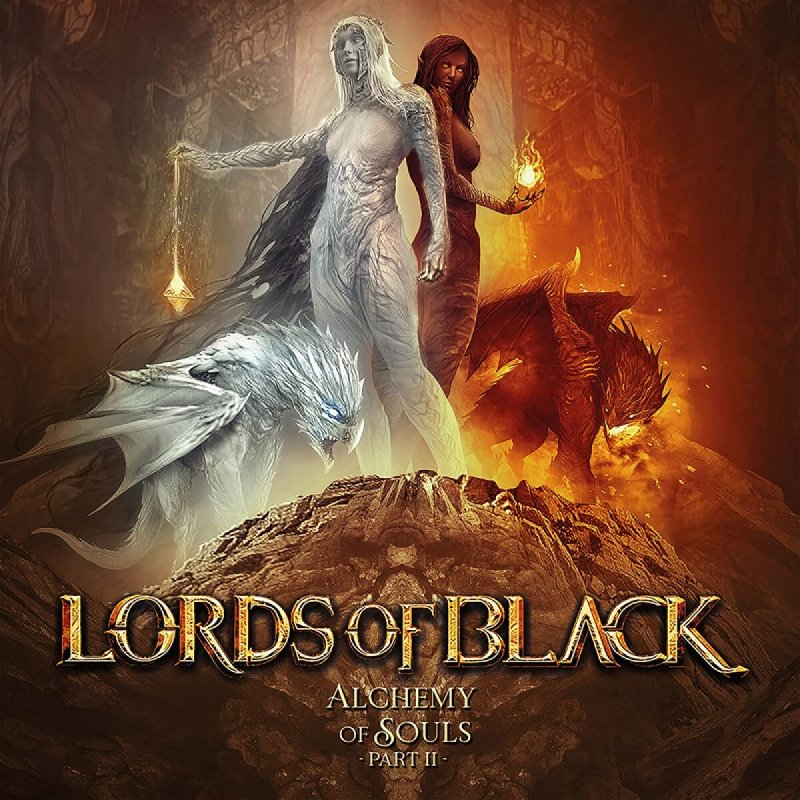 Lords Of Black - Alchemy Of Souls, Part II (2021)