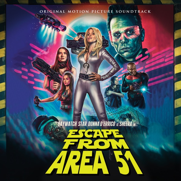 Various Artists - Escape from Area 51 (2021)
