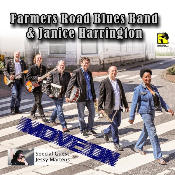 Farmers Road Blues Band & Janice Harrington - Move On (2021)