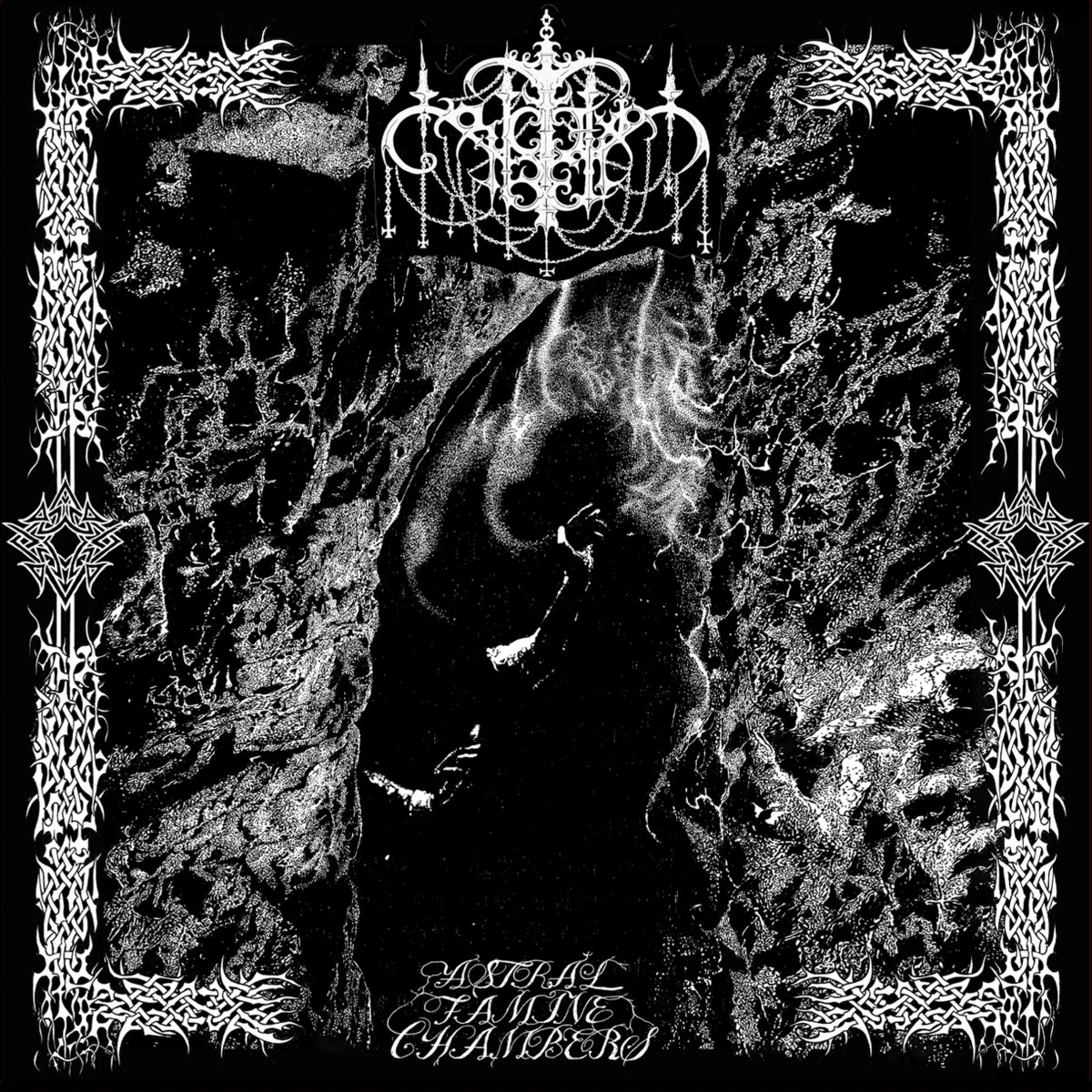Crucifixion Bell - Astral Famine Chambers (2021)