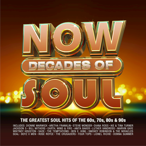 Various Performers - NOW Decades Of Soul (2021)
