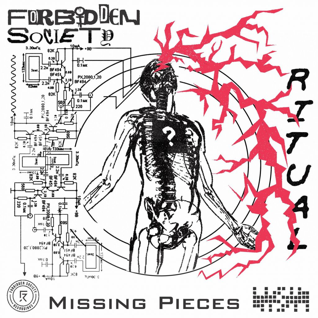 Forbidden Society - Missing Pieces / Ritual (2021)