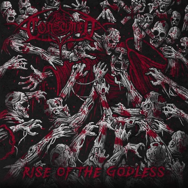 All Consumed - Rise of the Godless (2021)